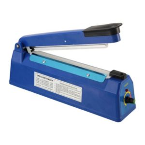 200mm Impulse Heat Poly Plastic Bag Sealer Machine