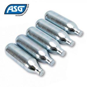 ASG 12gram CO2 Gas Cartridge