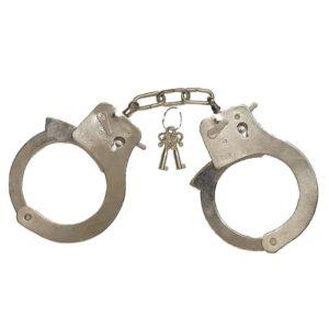 Nickel Coated Handcuffs