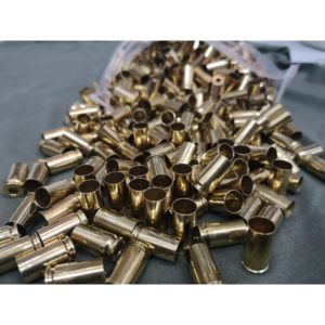 9mmp Used Brass Cases