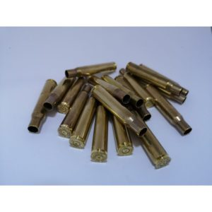 Once Fired 30.06 Brass Cases x 50