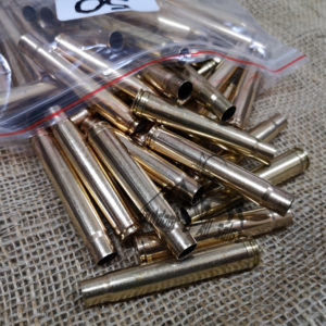 375 H&H Used Brass Cases x 50