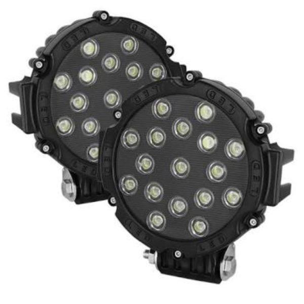 51 Watt 17 LED Spotlights