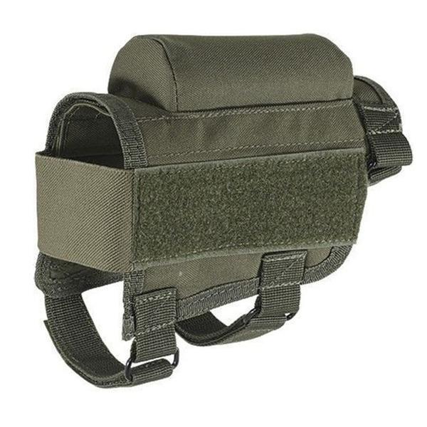 Tactical Butt-Stock Cheek Riser