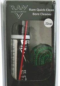 RAM Quick Clean Bore Cleaner/Snake .22 Cal