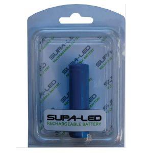 Supa-LED 18650 2600mAh Rechargeable Battery