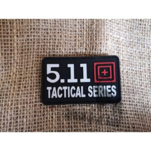 """""""5.11 Tactical Series"""" Velcro Patch"""