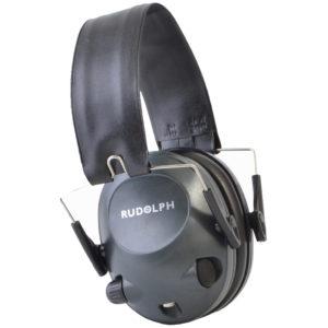 Rudolph Optics Electronic Ear Protection