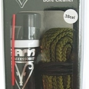 RAM Quick Clean Bore Cleaner/Snake - .38 Cal