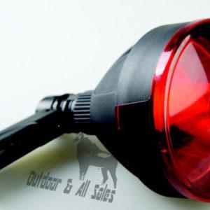 GamePro - Bubo XL 1040 Lumen Rechargeable Spotlight - 15 Watt