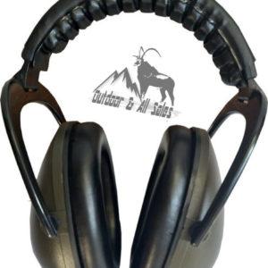 RAM Ear-Tect EF3G91-5 Non Electronic Ear Muffs - Green