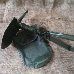 Bush Baby Folding Camping Shovel