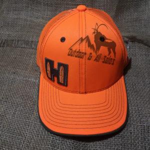 Hornady Blaze Orange Cap