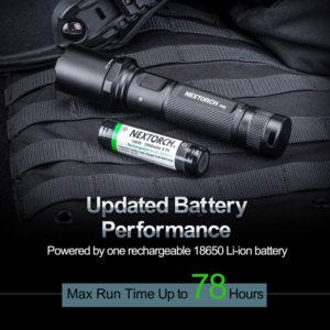 Nextorch P60 1000 Lumen R/C Flashlight