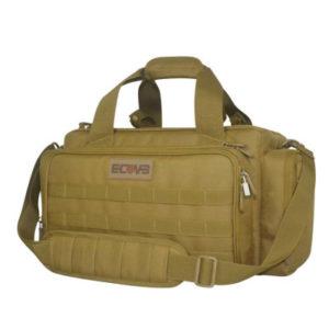 Ecoevo Pro Range Bag - Tan