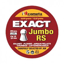 Cometa JSB Exact Jumbo RS Pellets - 5.5mm, 13.43gr (250)