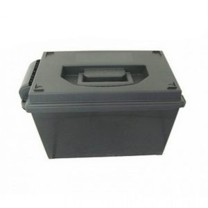 RAM DRY BOX / AMMO CAN - BLACK 35 x 20 x 34 CM