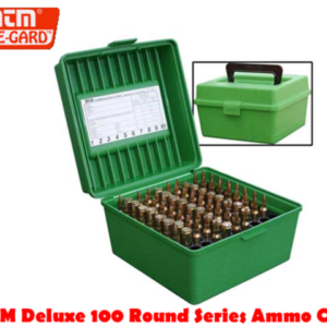 MTM Case-Gard R100 Deluxe Series Ammo Box