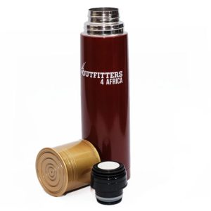 Outfitters Thermos Shot-Shell Flask