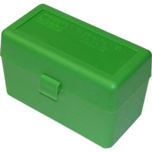 MTM Case-Gard RL-50-10 Ammo Box 270/30.06/25.06