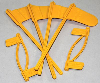 MTM RIFLE & PISTOL CHAMBER SAFETY INDICATOR FLAG PACK