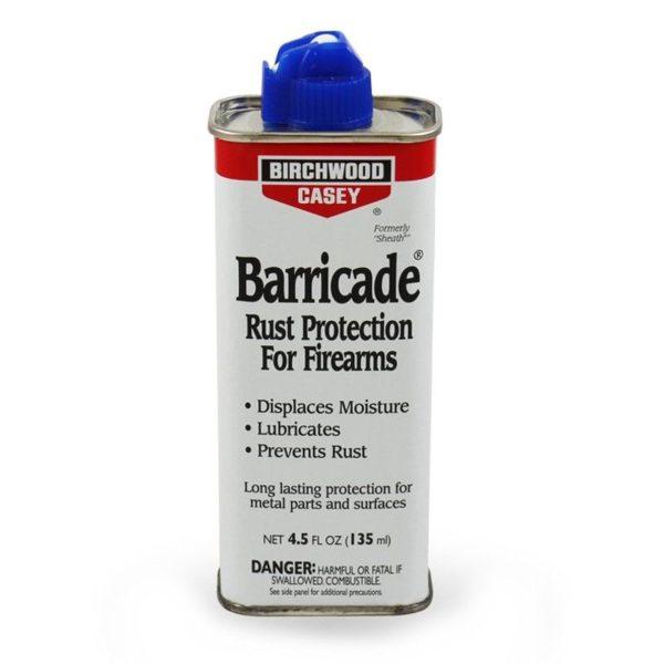 BIRCHWOOD CASEY 4.5OZ SPOUT BARRICADE RUST PROTECTION