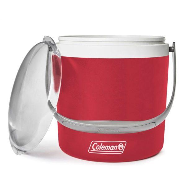 Coleman Cooler Box Party Circle 9 Quart - Red