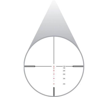 VANTAGE IR 4-16x50 AO MIL DOT IR RETICLE