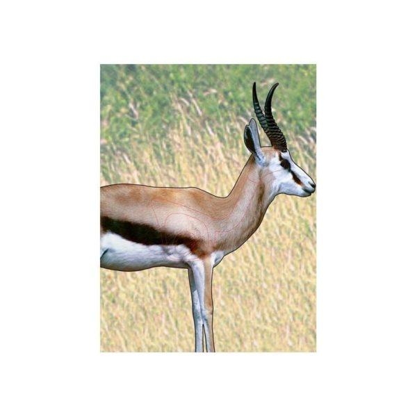 Garipani Springbok Life Size Target