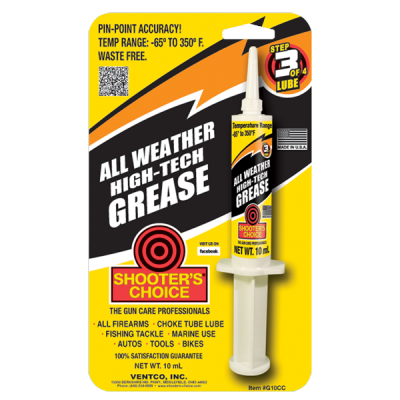Shooters Choice All-Weather High-Tech Grease