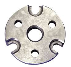 LEE Pro 1000 Shell Plate #1 - 38S/357M