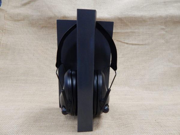 RAM Ear-Tect ET-E3 Electronic Wire Frame Earmuffs - Black