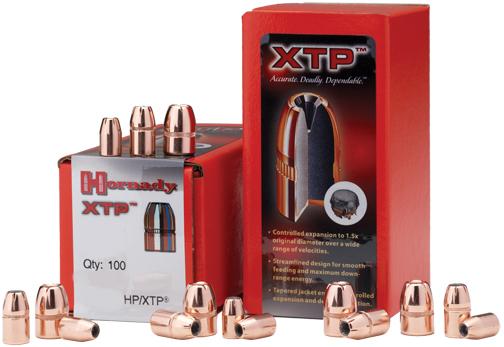 Hornady 9mm .355 124 gr XTP (100)