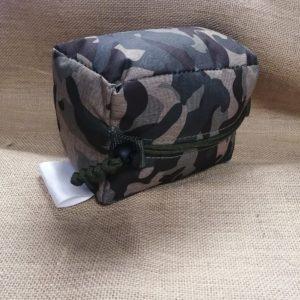 OAAS Rear Shooting Bag Camo Small