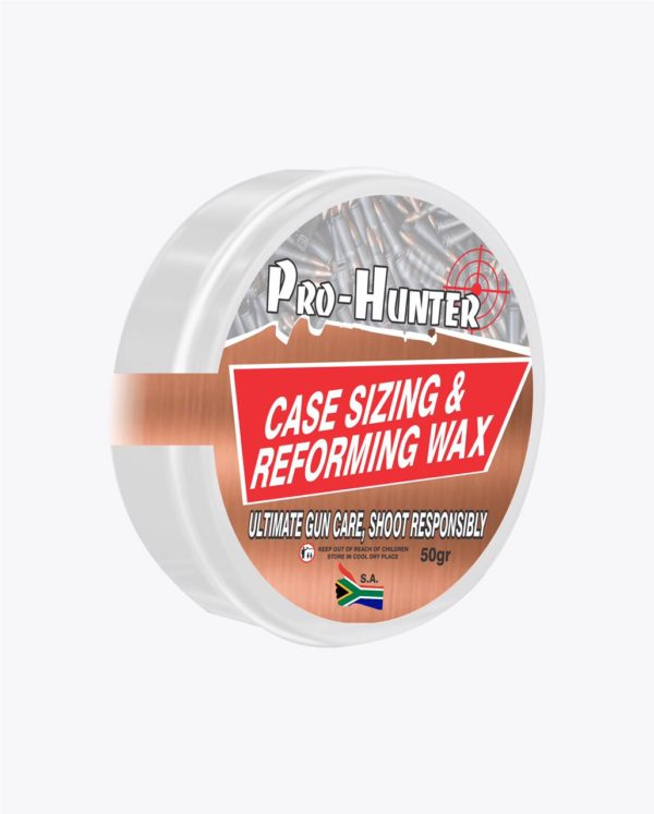 Oryx Pro Hunter Case Sizing and Reforming Wax