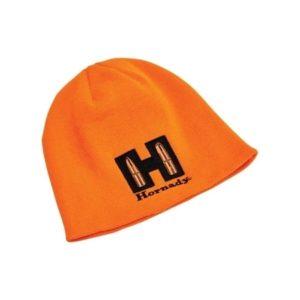 Hornady Beanie Orange Fleece