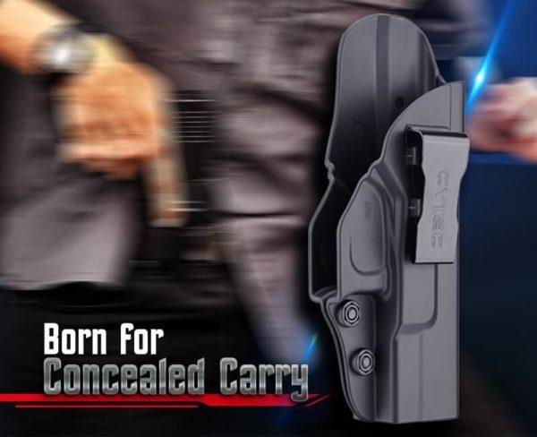 Cytac Holster for Beretta PX4 Storm | I-Mini-guard