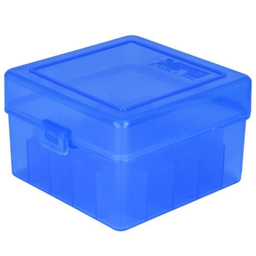 "Berry's Ammo Box 12-gauge 3"" 25 round Blue"