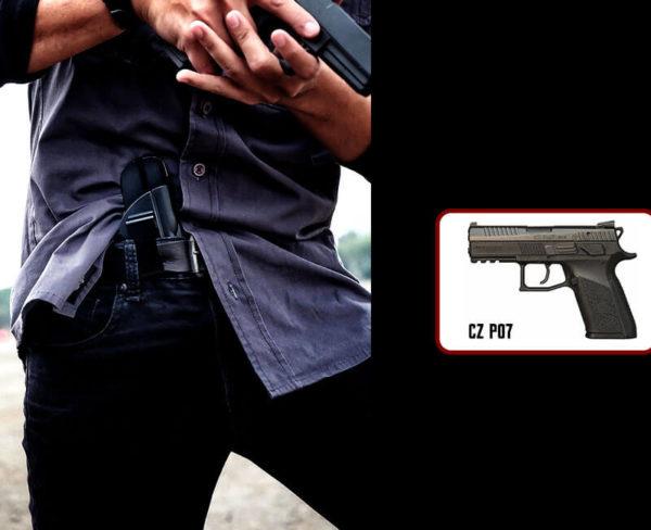 Cytac Holster for CZ P07 | I-Mini-guard