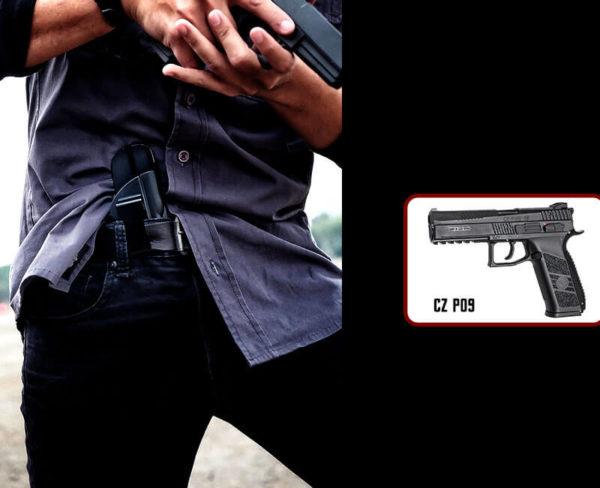 Cytac Holster for CZ P09 | I-Mini-guard