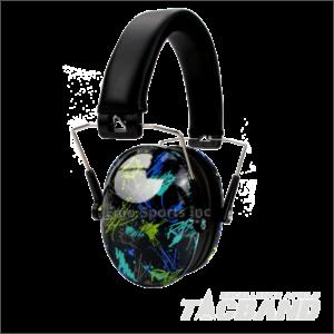 TacBand Passive Ear Muffa-Youth (Blue)