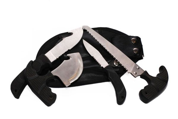 Outfitters Edge 4 pc Hunter Field Dressing Kit