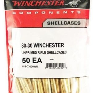 Winchester Brass Cases 30-30 Win (50)