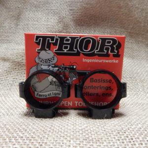 Thor Engineering Stud Type Ring Low 30mm Set