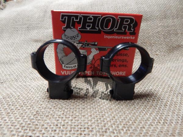 Thor Engineering Stud Type Ring High 30mm Set