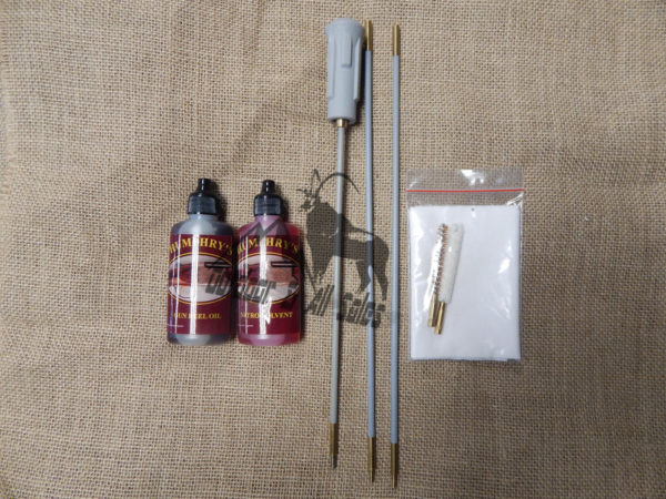 Humphry 6.5mm Rifle Cleaning Kit