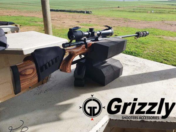 Grizzly Gear X4 - Box Rest