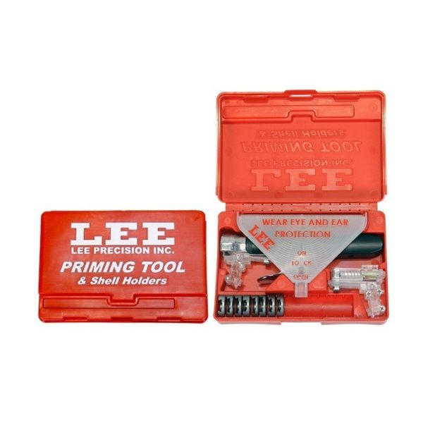 LEE Priming Tool Kit & AP Shell Holders