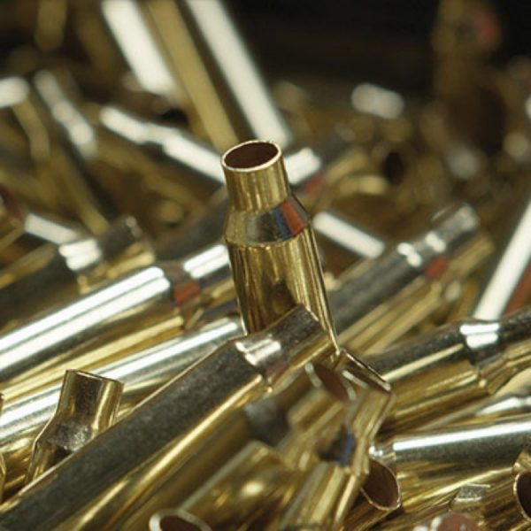 222 Remington Used Brass Cases x 50