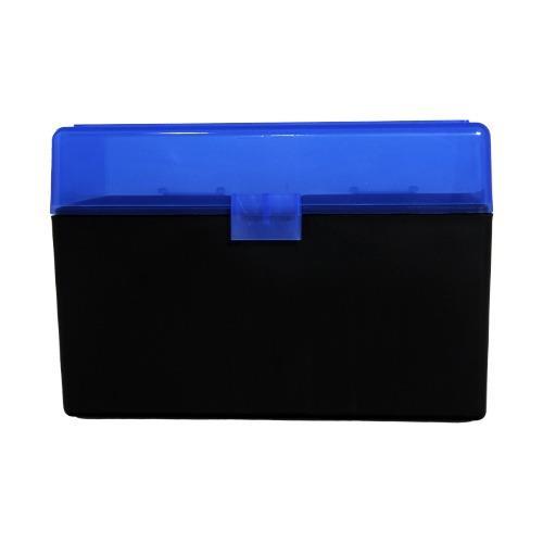 BERRY'S BLUE/BLACK (270/30-06) 50RD AMMO BOX
